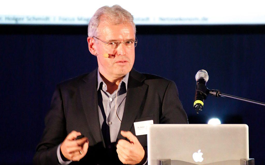 Digitalisierung bedeutet mehr als Industrie 4.0 - das Impulsevent mit Dr. Holger Schmidt