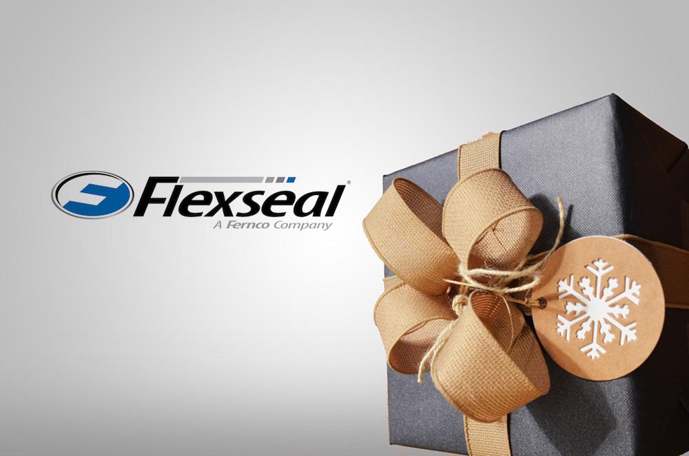 Weihnachtsaktion 2017 von Flexseal und NIWE